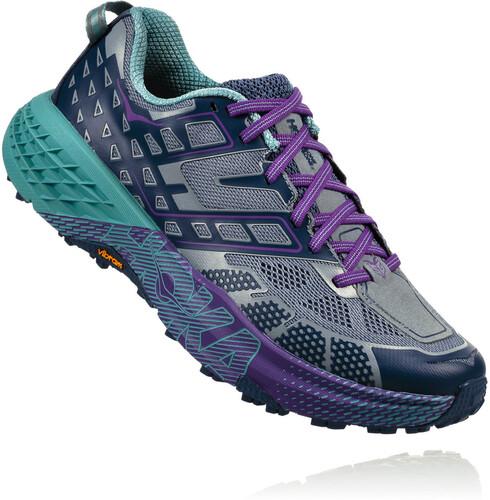 Hoka One One Speedgoat 2 Running Shoes Women tradewinds/vintage indigo US 6,5